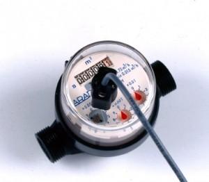 Arad SF egysugaras növényvédőszer/kémiai folyadék mérő elektromos kimenettel Image
