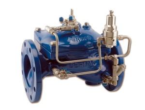 Bermad 400 hidraulikus membránszelep Image