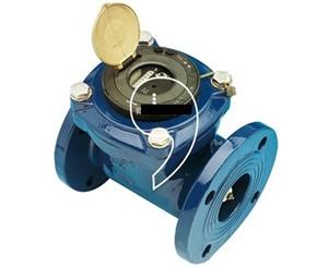 Gioanola WARF vízmérő DN50-300 Image
