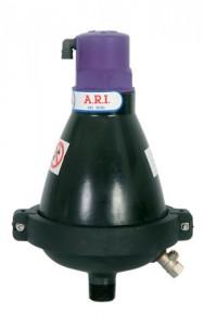 S-021 automata légtelenítő szelep újrahasznosított és nem ivóvízhez Image