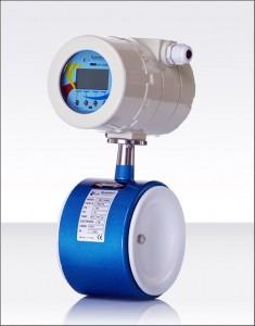 MUT1000+MC608A indukciós áramlásmérő-átfolyásmérő