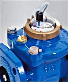 EV/EF impulzus kimenet mechanikus vízmérőkhöz Image
