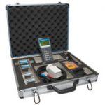 Eurosonic 2000 csőre szerelhető mobil ultrahangos áramlásmérő Image