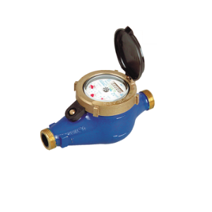 Házi aknás vízmérő