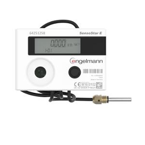 Lakossági hőmennyiségmérő