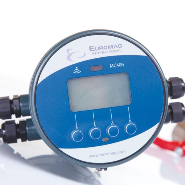 MC 406 jelfeldolgozó (MID) indukciós áramlásmérőhöz Image
